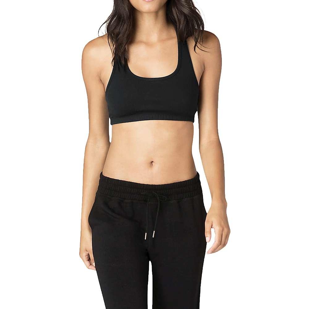 Beyond Yoga Women's Prismatic Bra - Small - Jet Black