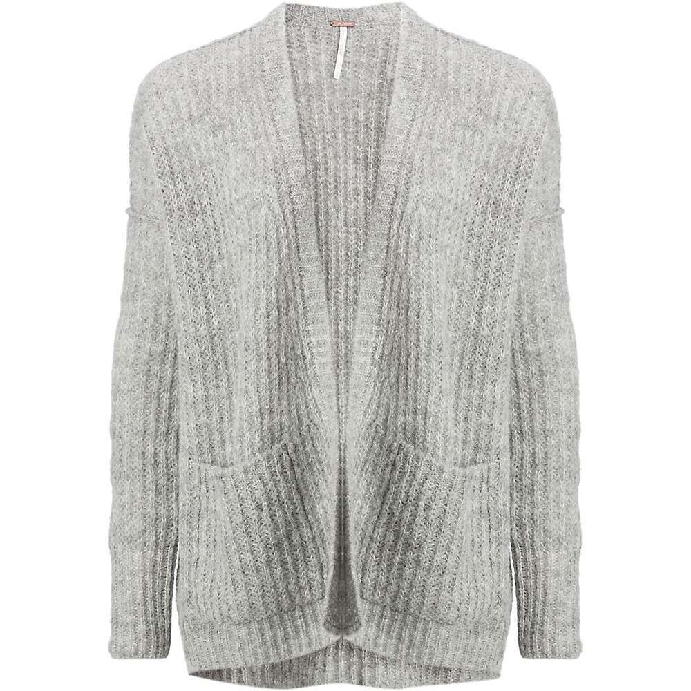 Free People Women's Weekend Getaway Cardi - XS - Grey