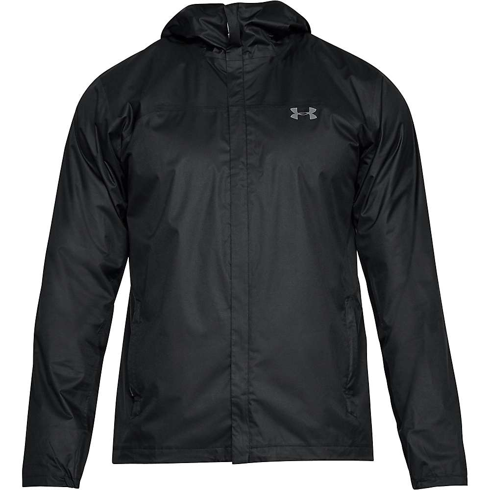 Under Armour Men's UA Overlook Jacket - XL - Black / Graphite