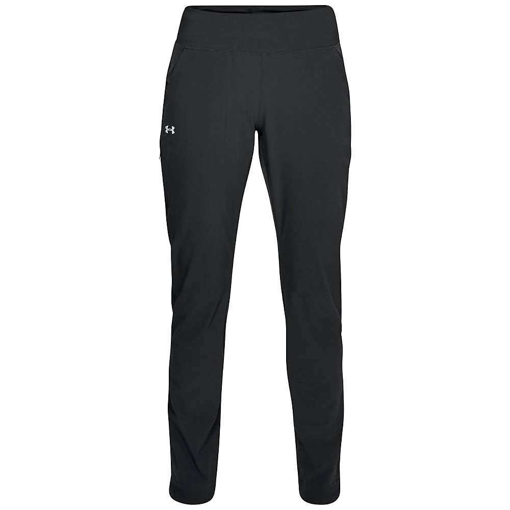 Under Armour Women's UA Ramble Pant - Medium - Black / Black / Overcast Grey