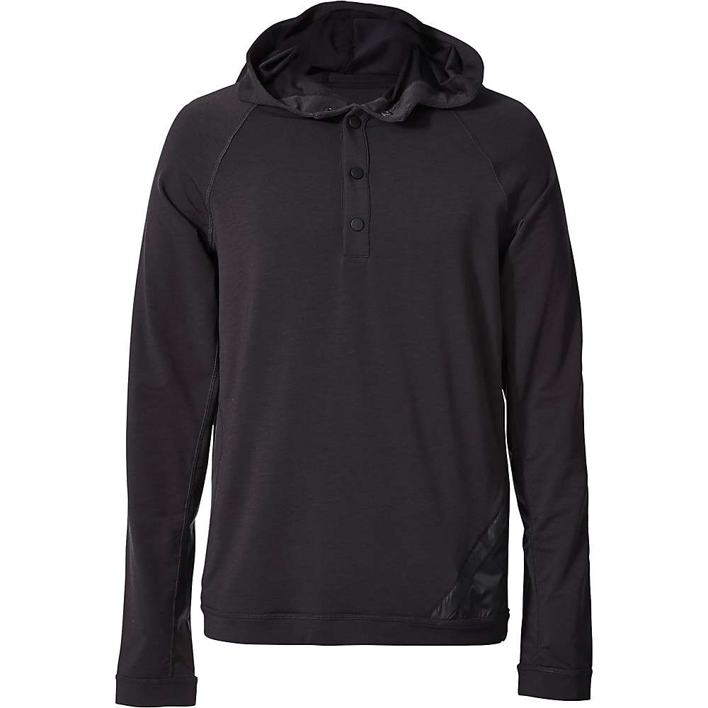 Royal Robbins Men's Take Hold Hoody - XXL - Jet Black