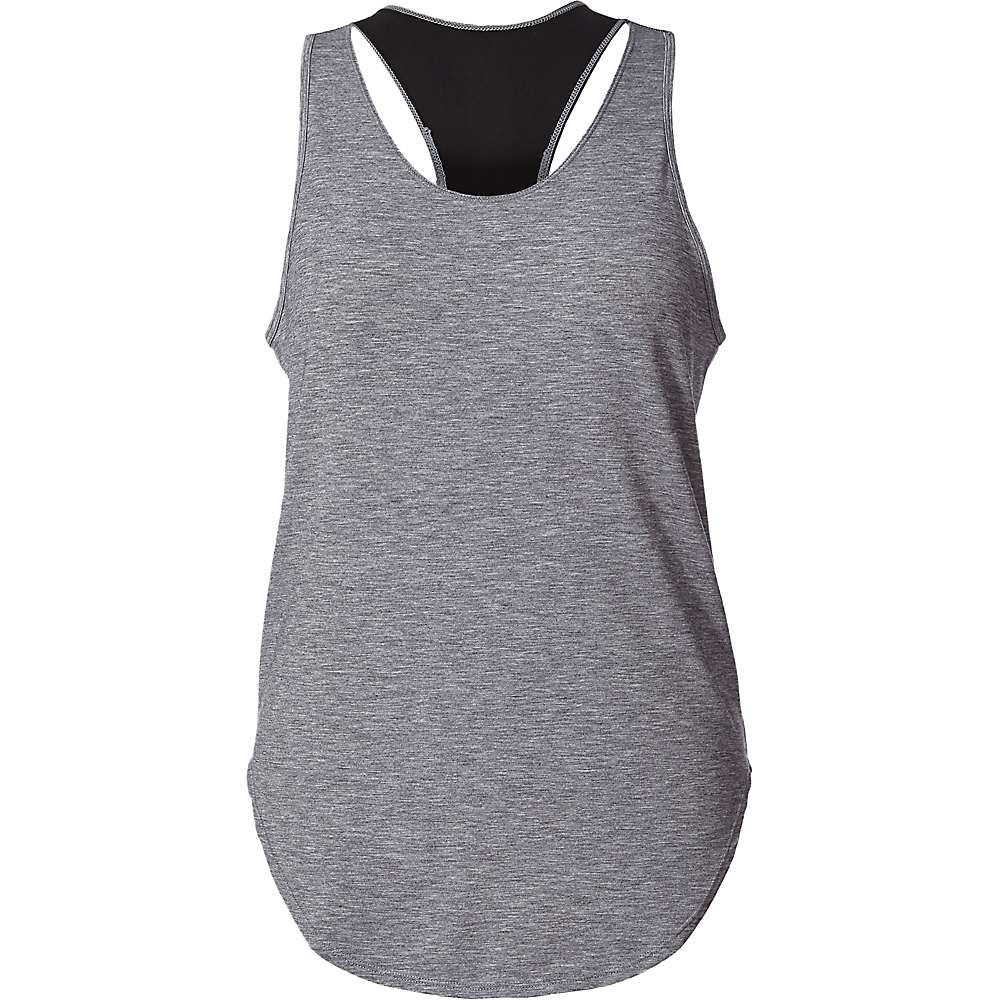 Royal Robbins Women's Take Hold Tank Top - Small - Granite Heather