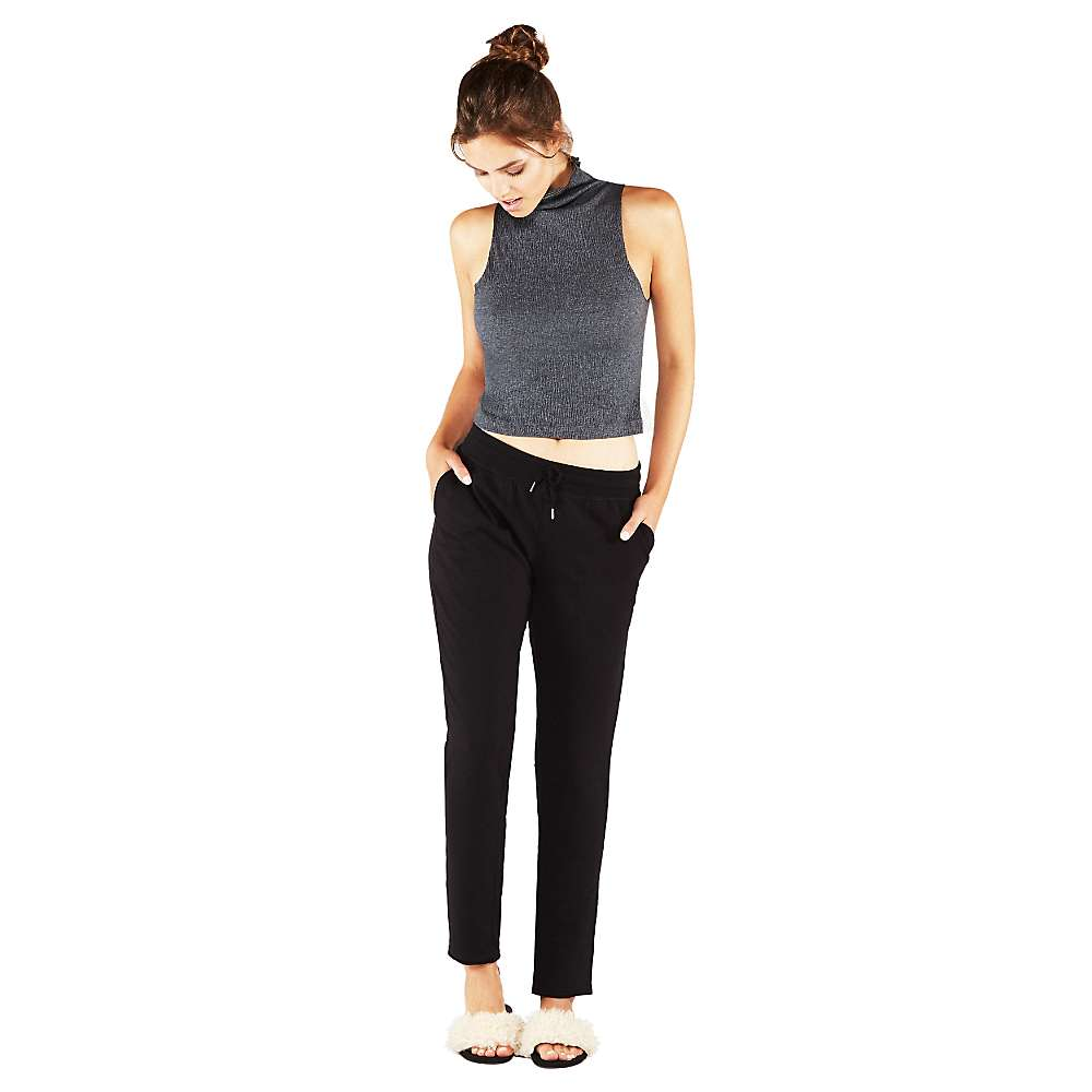 Manduka Women's Revolution Jogger - XS - Black