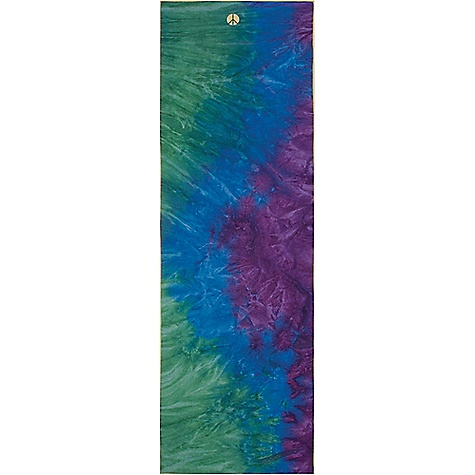 Click here for Manduka Yogitoes Peacock Skidless Towel prices