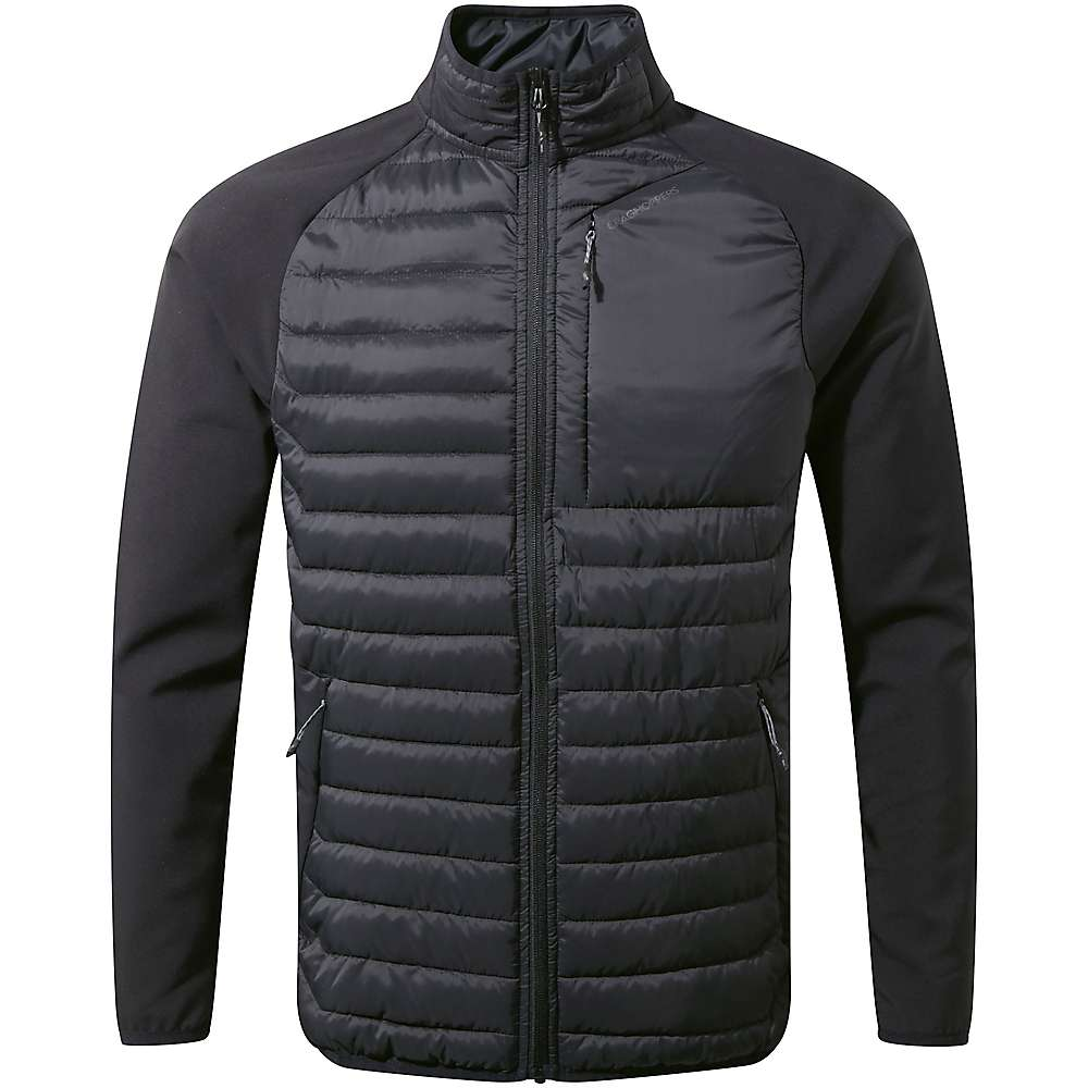 Craghoppers Men's Voyager Hybrid Jacket - Small - Black