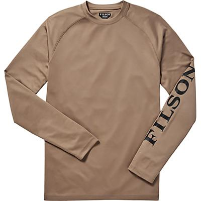 Filson Barrier LS T-Shirt - Warm Khaki - Men