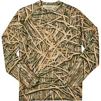 Filson Barrier LS T-Shirt - Shadow Grass - Men