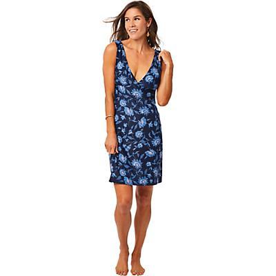 Carve Designs Cayman Dress - Navy Haku - Women