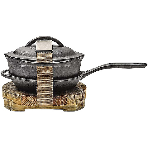 Barebones 8 Inch Cast Iron Set