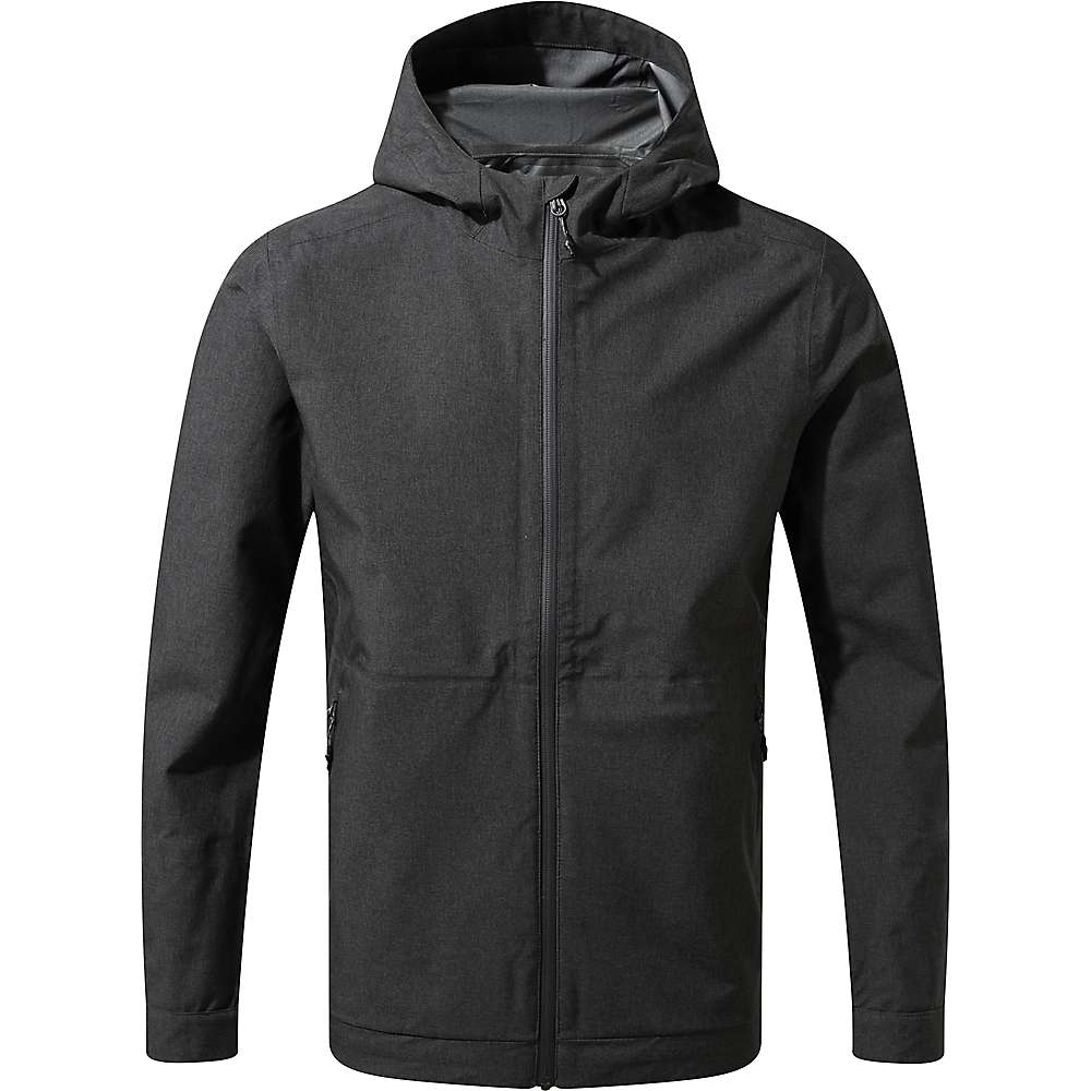 Craghoppers Men's Vertex Jacket - XL - Black Pepper Marl