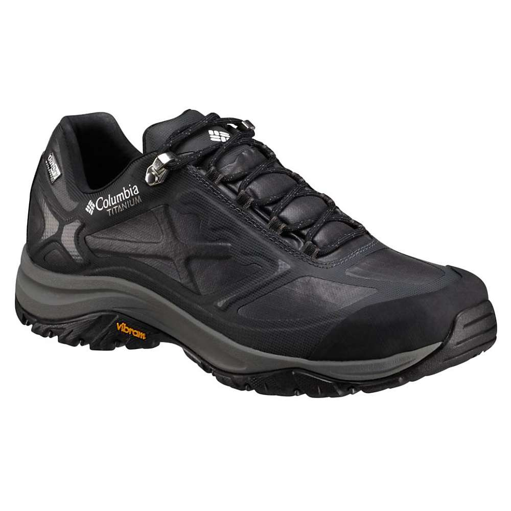 Columbia Men's Terrebonne Outdry Extreme Shoe - 9 - Black / White