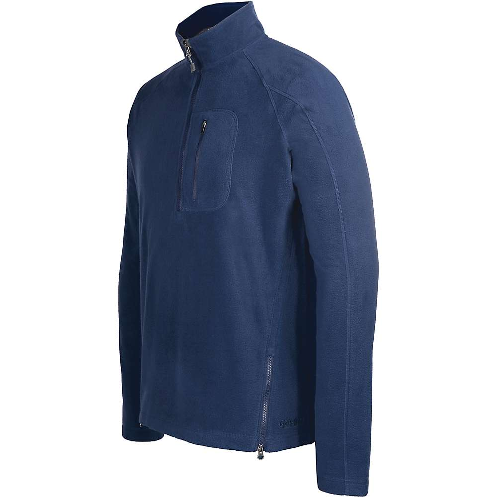 Gramicci Men's Utility Micro Fleece 1/4 Zip - XL - Indigo Ink