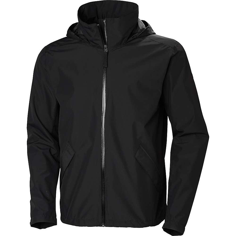 Helly Hansen Men's Elements Jacket - Large - Black