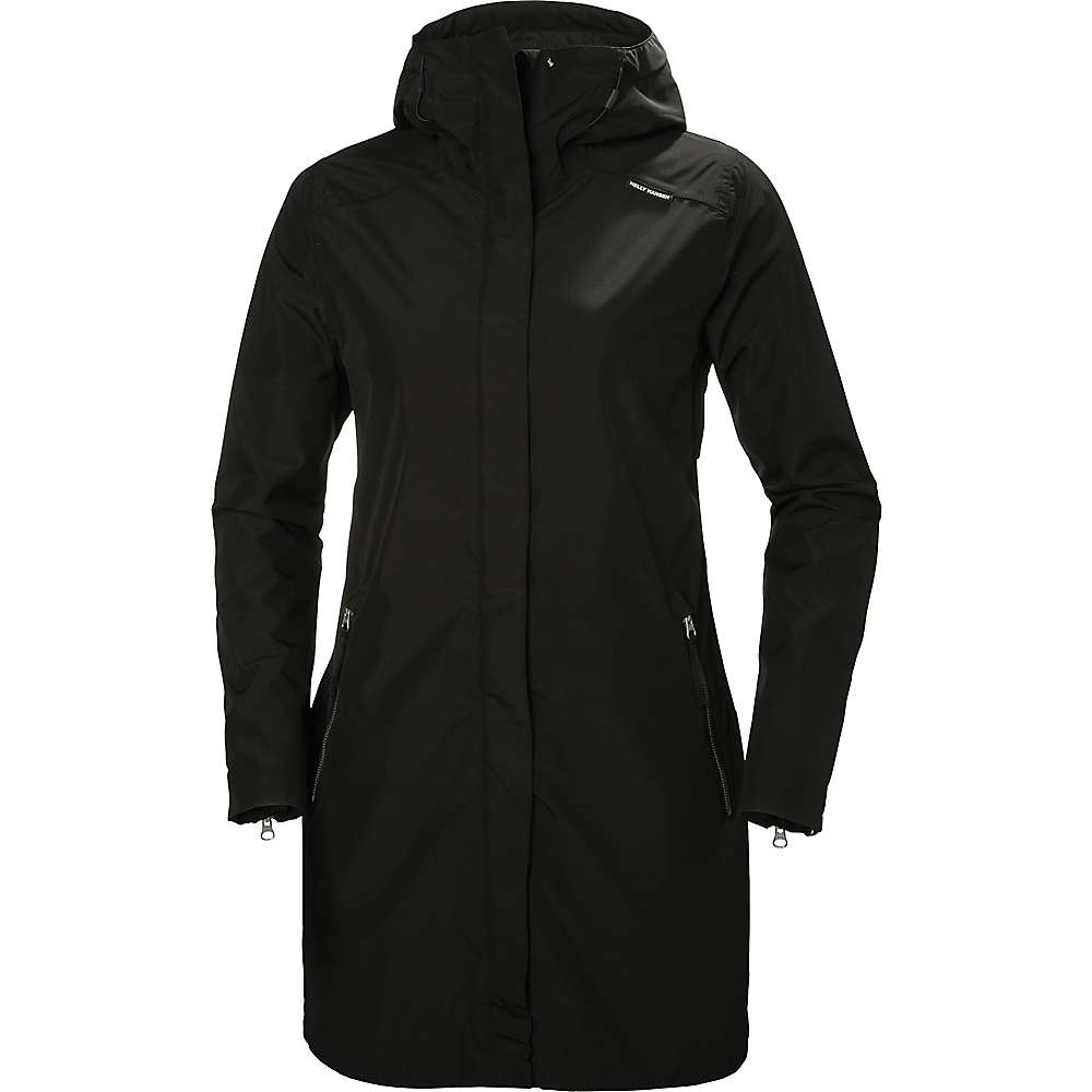 Helly Hansen Women's Laurel Coat - Medium - Black