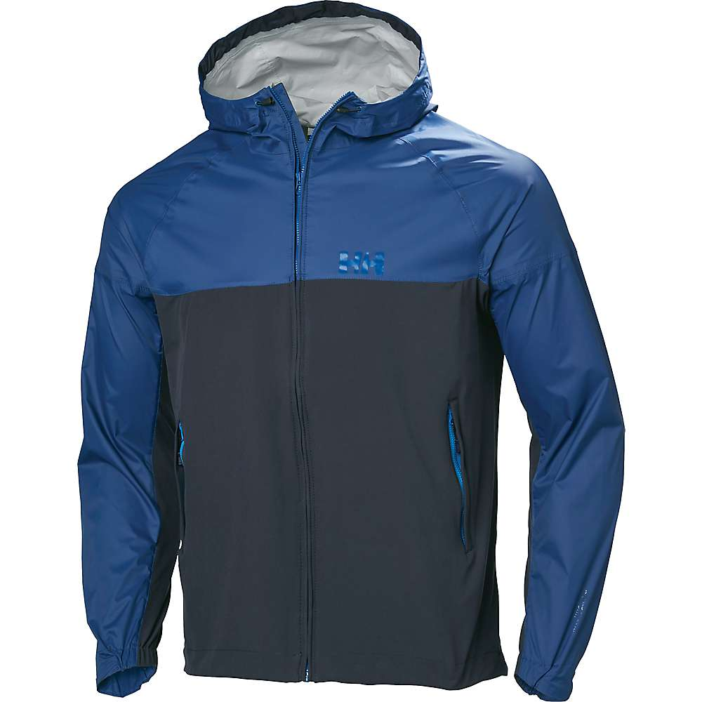 Helly Hansen Men's Loke Vafi Jacket - Small - Marine Blue