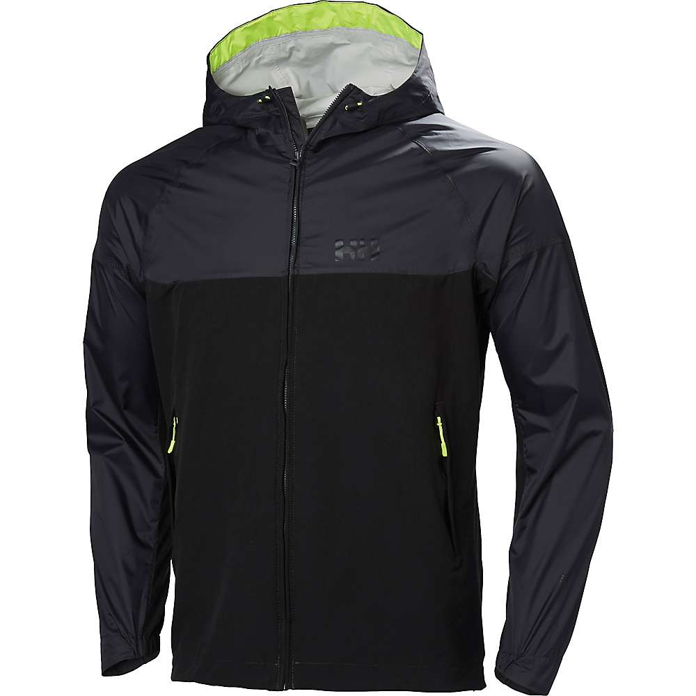 Helly Hansen Men's Loke Vafi Jacket - Large - Ebony / Black