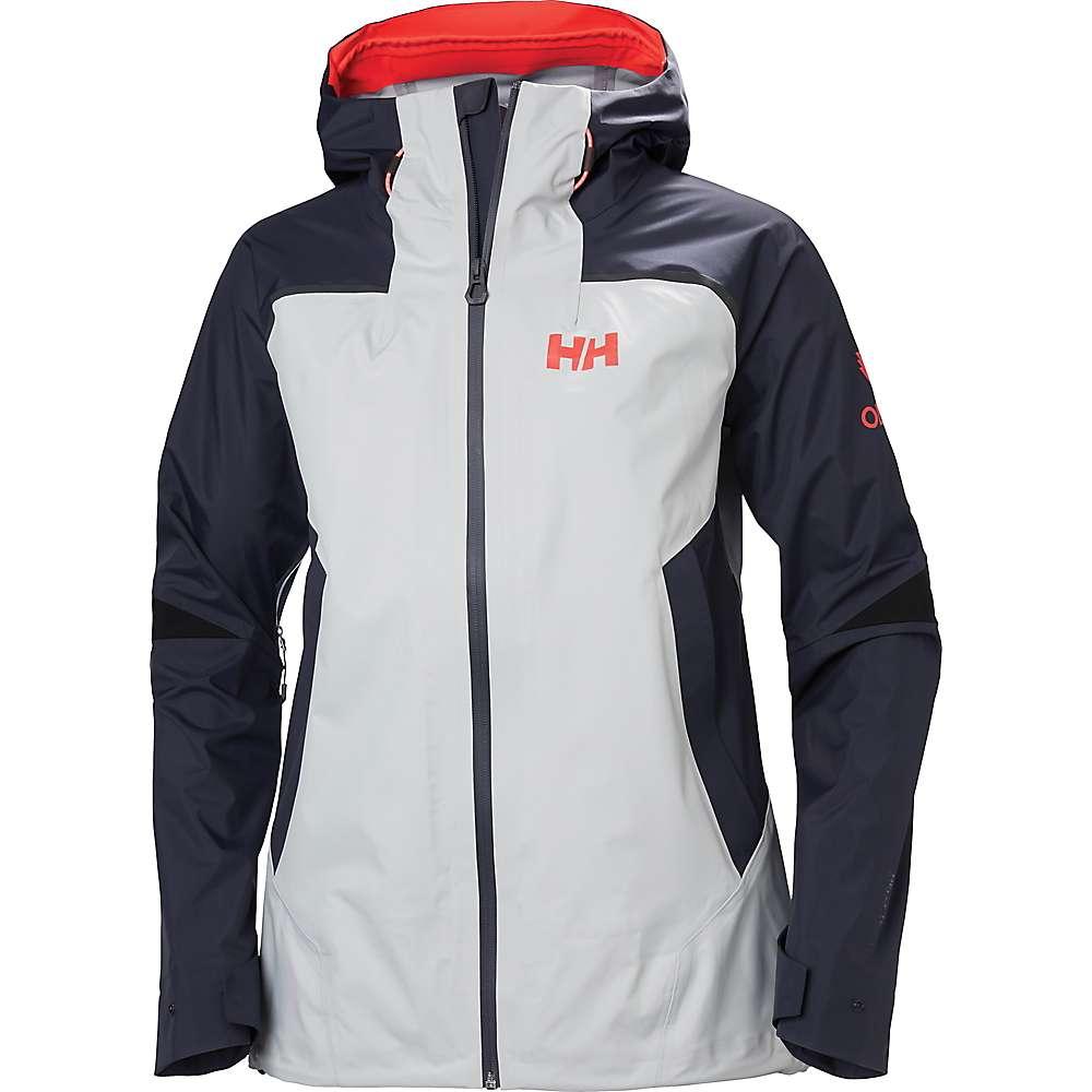 Helly Hansen Women's Odin 9 Worlds Jacket - Medium - Ash Grey