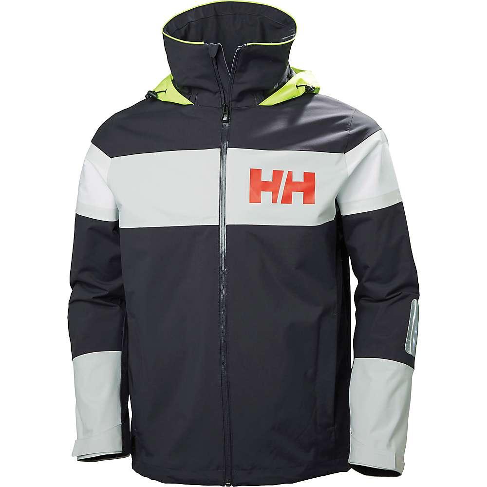 Helly Hansen Men's Salt Jacket - XL - Graphite Blue