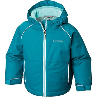Columbia Youth Girls Alpine Action II Jacket - XS - Emerald