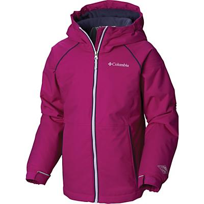 Columbia Youth Girls Alpine Action II Jacket - Bright Plum