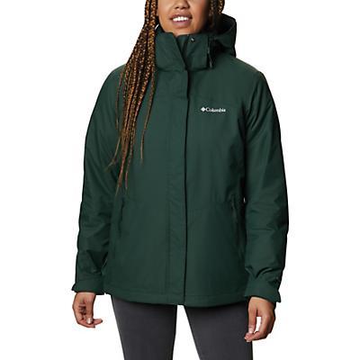 Columbia Bugaboo II Fleece Interchange Jacket - Spruce - Women