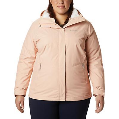 Columbia Bugaboo II Fleece Interchange Jacket - Peach Cloud - Women