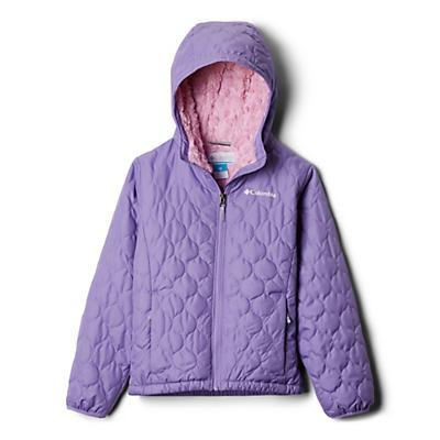 Columbia Youth Girls Bella Plush Jacket - Paisley Purple