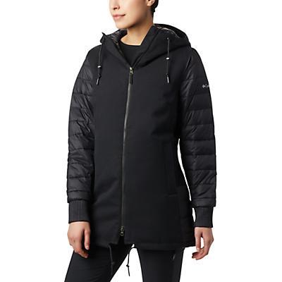 Columbia Boundary Bay Hybrid Jacket - Black 011 - Women