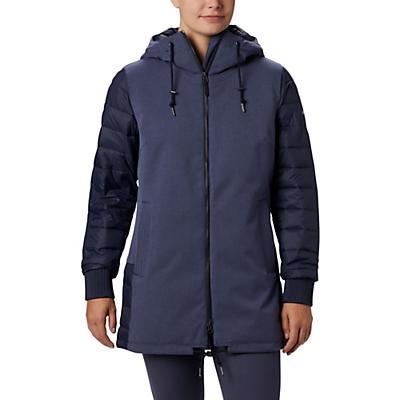Columbia Boundary Bay Hybrid Jacket - Dark Nocturnal - Women