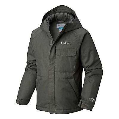 Columbia Youth Boys Casual Slopes Jacket - Grill Heather