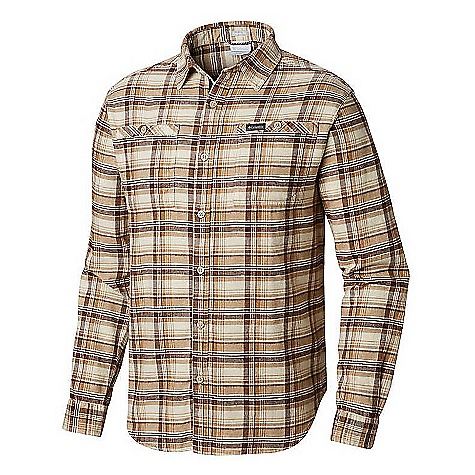 Columbia Men's Flare Gun Washed LS Flannel Shirt Delta Multi Plaid Columbia Men's Flare Gun Washed LS Flannel Shirt - Delta Multi Plaid - in stock now. FEATURES of the Columbia Men's Flare Gun Washed Long Sleeve Flannel Shirt Button closure chest pocket