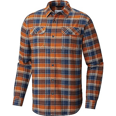 Columbia Men's Flare Gun Flannel III LS Shirt Bright Copper Small Plaid Columbia Men's Flare Gun Flannel III LS Shirt - Bright Copper Small Plaid - in stock now. FEATURES of the Columbia Men's Flare Gun Flannel III Long Sleeve Shirt Omni-WICK Multi-functional pockets