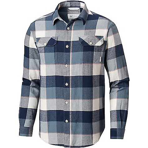 Columbia Men's Flare Gun Flannel III LS Shirt Sea Salt Large Plaid Columbia Men's Flare Gun Flannel III LS Shirt - Sea Salt Large Plaid - in stock now. FEATURES of the Columbia Men's Flare Gun Flannel III Long Sleeve Shirt Omni-WICK Multi-functional pockets