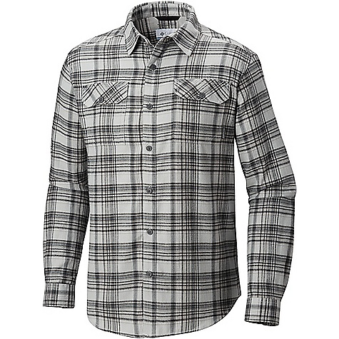 Columbia Men's Flare Gun Flannel III LS Shirt Soft Metal Small Plaid Columbia Men's Flare Gun Flannel III LS Shirt - Soft Metal Small Plaid - in stock now. FEATURES of the Columbia Men's Flare Gun Flannel III Long Sleeve Shirt Omni-WICK Multi-functional pockets