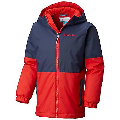 Columbia Youth Boys Sky CanyonJacket - XL - Red Spark / Dark Mountain