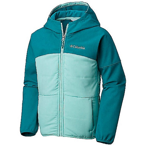 Columbia Youth Girls Take A Hike Softshell Jacket
