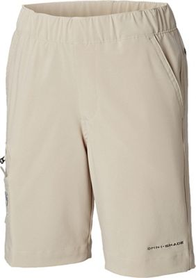 Columbia Youth Boys Terminal Tackle 7 Inch Short - Small - Fossil