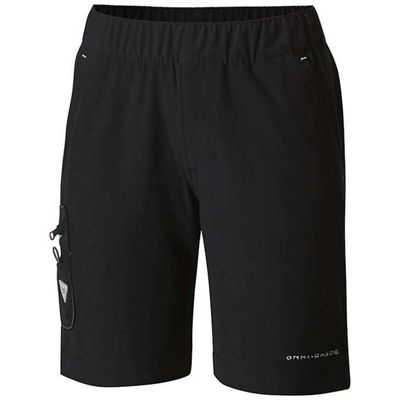 Columbia Youth Boys Terminal Tackle 7 Inch Short - XS - Black