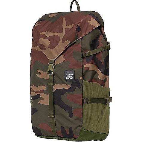Herschel Supply Co Barlow Large Backpack Woodland Camo