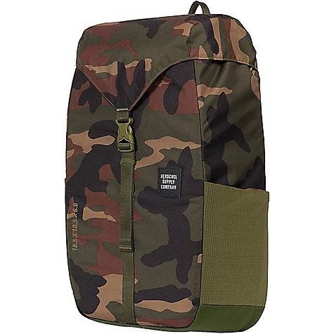 Herschel Supply Co Barlow Medium Backpack Woodland Camo