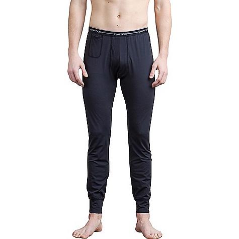 ExOfficio Men's Give-and-Go Performance Base Layer Bottom Black