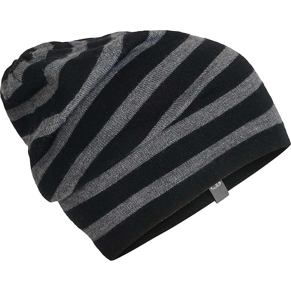 Icebreaker Stripe Slouch Beanie