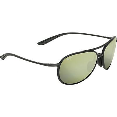 Maui Jim Alelele Bridge Polarized Sunglasses - Matte Black / Maui HT Polarized