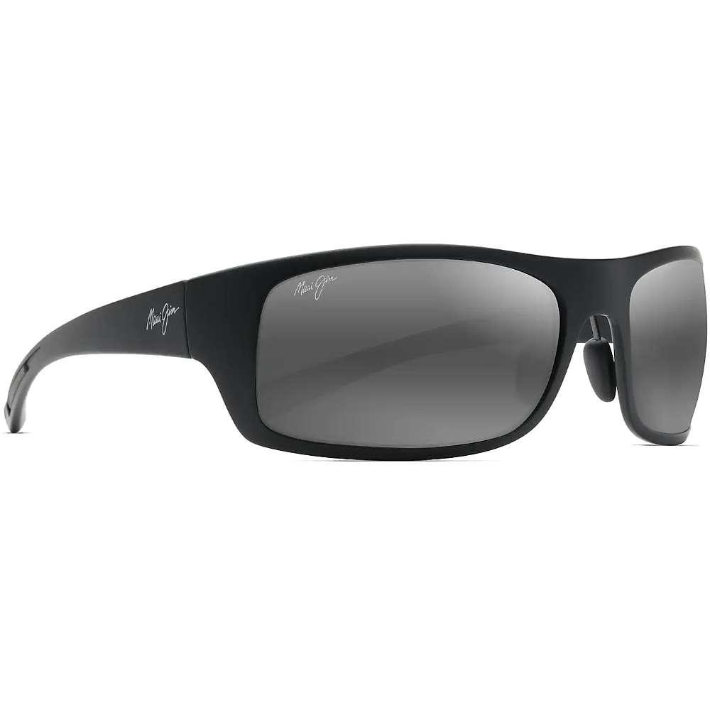 Maui Jim Big Wave Polarized Sunglasses - One Size - Matte Black / Neutral Grey Polarized