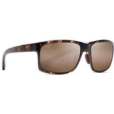 Maui Jim Pokowai Arch Polarized Sunglasses - Olive Tortoise / HCL Bronze Polarized