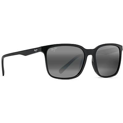 Maui Jim Wild Coast Polarized Sunglasses - Midnight Black / Neutral Grey Polarized