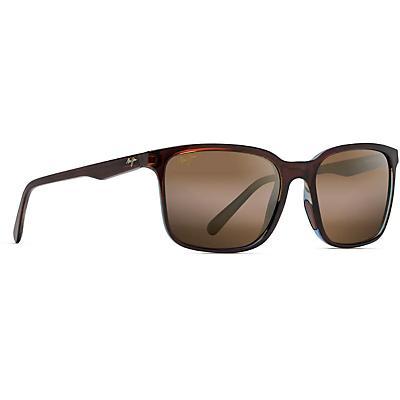 Maui Jim Wild Coast Polarized Sunglasses - Rootbeer Blue / HCL Bronze Polarized