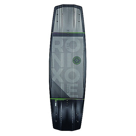 Ronix Men's One Time Bomb Wakeboard with Fuse Stringers