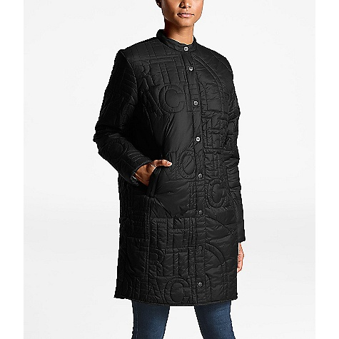 The North Face Women's Alphabet City Parka TNF Black / TNF Black