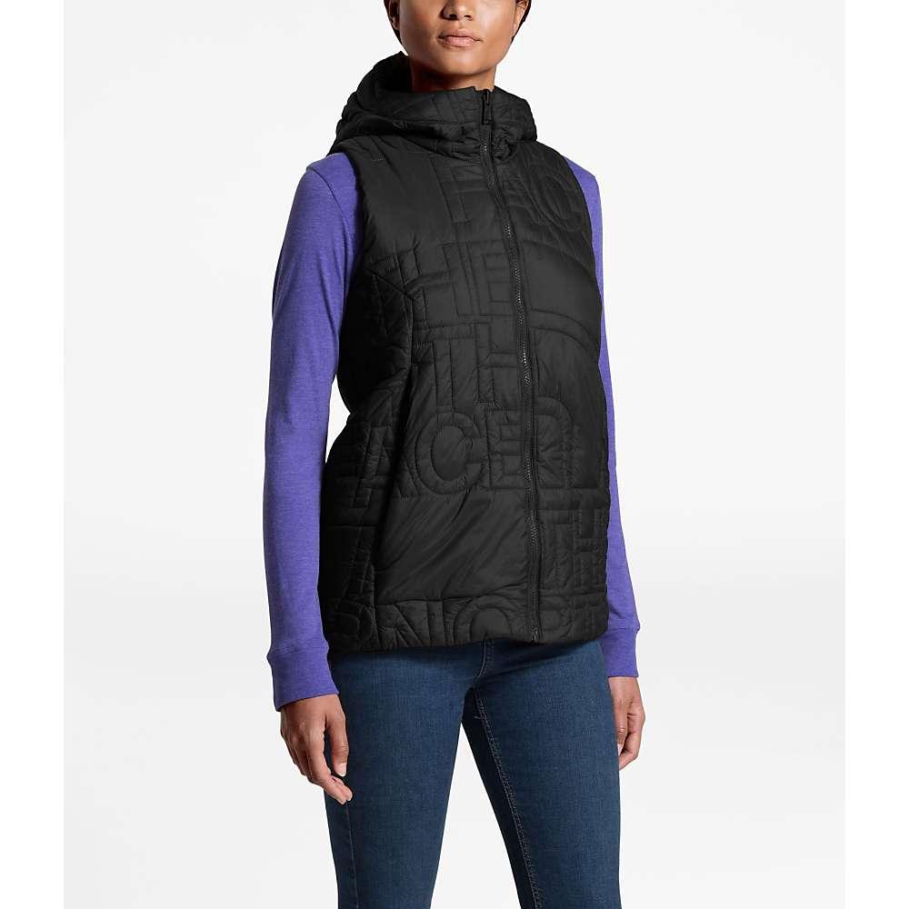 The North Face Women's Alphabet City Vest – Medium – TNF Black / TNF Black